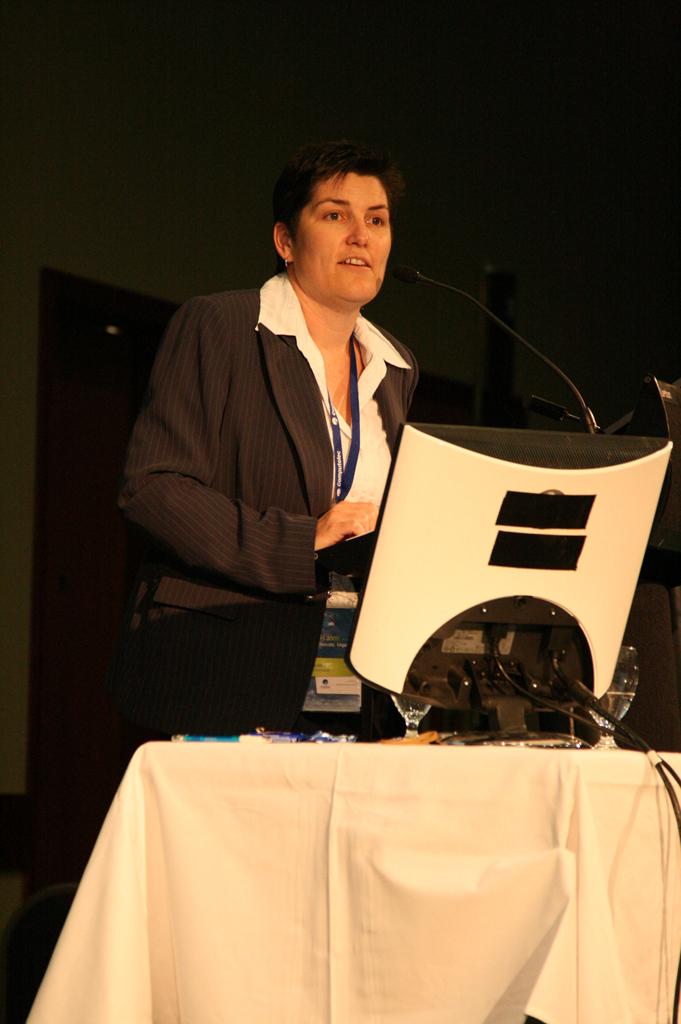 Janice Atkin - Conference keynote speaker