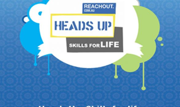 Heads Up: Skills for life resource